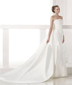 Vestidos de novia de la colección Maelia 2015 - Pronovias