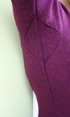 Gertie's New Blog for Better Sewing: Gussets on Parade! The Finished Wiggle Dress