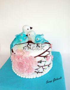 Bird Cakes - Kuş Pasta
