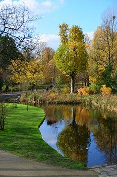 Vondelpark, Amsterdam, Netherlands