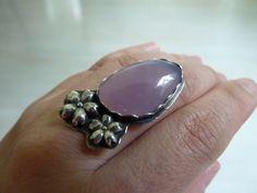 Sakura Ring or Pendant  Made to Your Size by somethingkawaii, $82.00