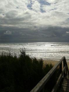 Mimizan plage - surf