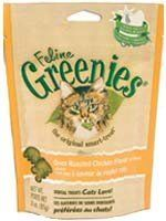 Feline Greenies Dental Treats 2.5oz - Case of 10 * Read more reviews of the product by visiting the link on the image.
