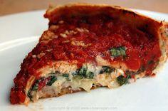Patxi's Chicago Pizza Palo Alto Review by chow vegan, via Flickr