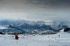 Alpe d'Huez, Rhone-Alpes #alpedhuez