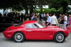 Effeffe Berlinetta at Villa d'Este 2014