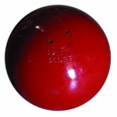 This mens 16lb precision turned iron shot put is precision made for competition.