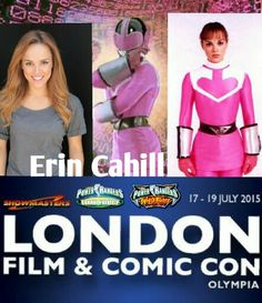 Power Rangers Time Force, Go Go Power Rangers, London Films, Kamen Rider, Supernatural, Video Game, Pink, Comic Con, Occult