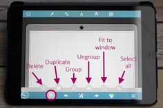 Silhouette Studio Mobile App | How to Use it | Finding Time To Create