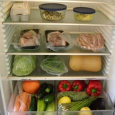 What's in Our Fridge, Freezer, Pantry and Fruit Bowl