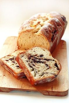 1600 Banana Bread, Breakfast Recipes, Food And Drink, Baking, Pound Cakes, Kuchen, Bakken, Backen, Sweets