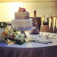 Sunset wedding in #Jamaica <3    http://couples.com/wedding-honeymoon.php