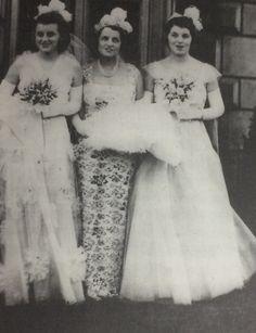 Kathleen, Rose and Rosemary Kennedy