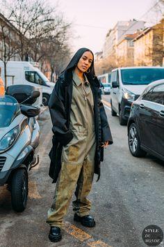 Milan Street Style, Street Chic, Street Style Women, Street Styles, Fendi, Street Looks, Milan Fashion, Street Fashion, Women's Fashion