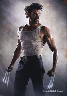 X-Men Origins: Wolverine - Promo shot of Hugh Jackman