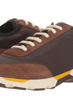 MARNI Runner Sneaker (Brown Cacao) Men's Shoes - MARNI, Runner Sneaker, M24WS0022-S47673-967, Footwear Closed General, Closed Footwear, Closed Footwear, Footwear, Shoes, Gift, - Street Fashion And Style Ideas