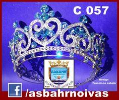 #ASBAHR #festas #debutantes #princesa #joias #exclusivo #miss Seja você mesmo, todos os outros já existem.Fabricação de joias artesanais exclusiva vendas WhatsApp 19 9941778763.Temos pronta entrega.