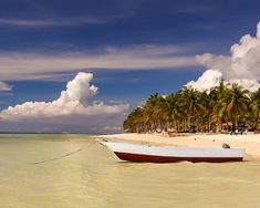 Dumaluan beach of panglao Bohol Philippines, Clouds, Beach, Places, Water, Outdoor, Gripe Water, Outdoors, The Beach