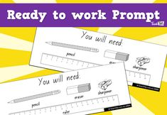 Ready to work Prompt