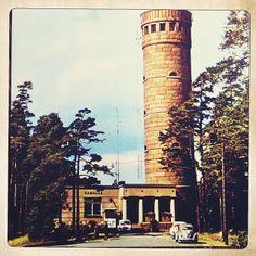 Pyynikin näkötorni in Tampere
