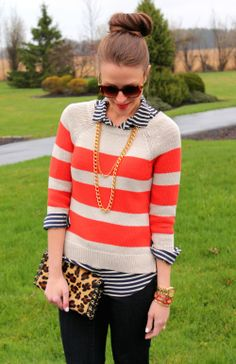 Stripe On Stripe - Click for More...
