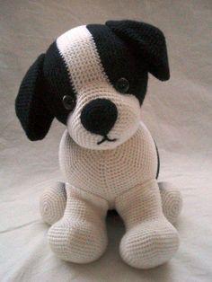 http://www.pinterest.com/juanirubio/crochet/  Crochet dog 3.99