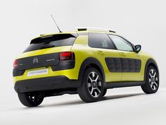 Citroën Cactus, I want one!