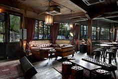 Прятки Swillhouse по HighStreetStudio, Джакарта – Индонезия » Розничная дизайн блога
