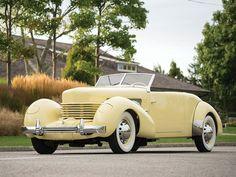 1936 Cord 810 Phaeton | Hershey 2016 | RM Sotheby's