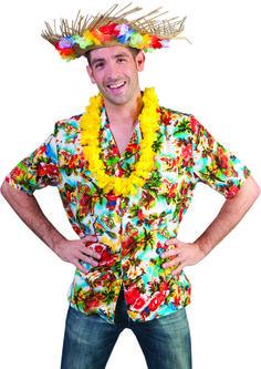 how to make a hawaiian costume at home