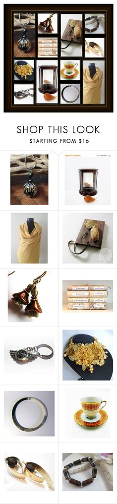All Things Beautiful by inspiredbyten on Polyvore featuring мода and vintage