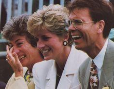 Diana & Cliff Richard