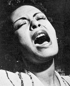 billie holiday singing - Google Search
