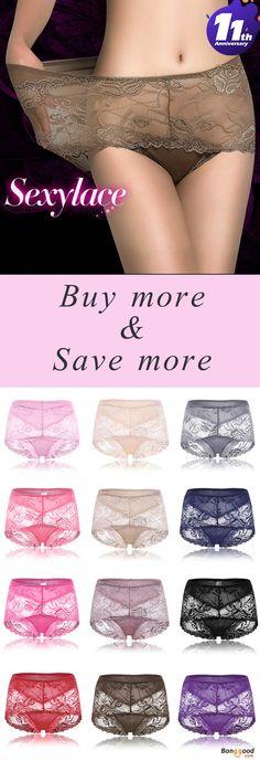 78249afa2b0 US 5.66 + Free shipping. Women Panties For 11th Anniversary! Women Underwear  Panties