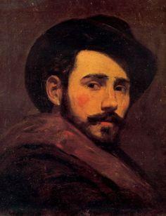 Ignacio Pinazo Camarlench - Autorretrato 03