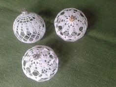 Crochet Christmas, Christmas Crafts, Christmas Ornaments, Christmas Globes, Xmas, Snow Balls, Crochet Angels, Snow Flakes, Pattern