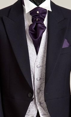 This is a sharp looking tuxedo ~ Very Classy.