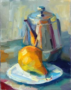Daily Paintworks - Lena Levin
