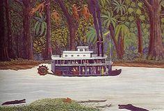 Barco de Rio N 7 - Noe Leon