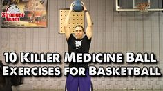 10 Killer Medicine Ball Exercises for Basketball - Alberte Nic. Fsu Basketball, Basketball Games Online, Basketball Schedule, Girls Basketball Shoes, Basketball Practice, Basketball Plays, Basketball Workouts, Basketball Skills, Coaching Volleyball