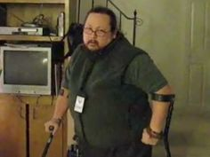 Wow..Inspirational!   Arthur Boorman, who was a disabled veteran from the Gulf War that had been told he would never be able to walk under his own power ever again. Then he read an article about Page's success, and started doing Page's workout (DDP Yoga). The transformation documented below changed Boorman's life, and has already inspired over 1.5 million YouTube views.