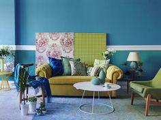 Farbpaletten – welche gibt es?: Farben gibt es viele – noch mehr, wenn sämtliche Mischtöne dazugezählt werden. Um da… #News #Wohnstile