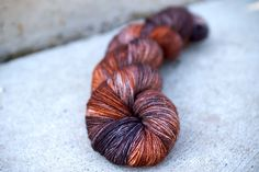 Merino Twisty Sock 100% superwash merino/ 490yds - Western Sky Knits...been wanting to try this for a while
