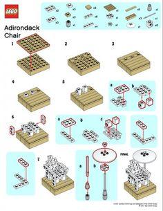 August 2011 Mini Build---Beach Chair