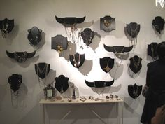 Coveted jewelry display