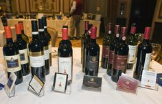A sample of our selection, at Vino 2011