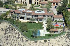 kourtney kardashian home backyard - Szukaj w Google