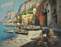 Felice Giordano - Capri