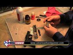 How to Clean & Lubricate a Gun - Pew Pew Tactical