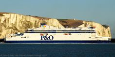 #P&O Ferries cross-channel route to Calais, France. Once you get of the ferry, there is a highway from Calais directly to Bruges. Another easy way to get from Britain to #Bruges.  http://www.hotelnavarra.com/en/info/252/By-ferry.html
